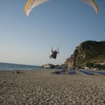 Paragliding - Kathisma Beach