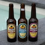 Good local beers too....
