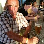 Las copas de cerveza una maravilla, Mahou, Española. Gracias Tony.