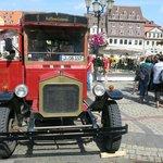 Naumburger Topfmarkt vor dem Hotel Stadt Aachen