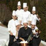 Nicola Laera e il suo team