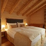 Chalet suite bedroom