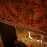 Fire place Medium Suite