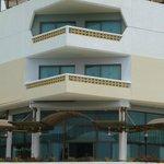 notre balcon au 1er étage