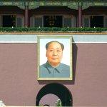 il ritratto di Mao