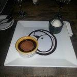 chokolade fodge dessert