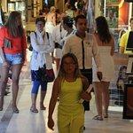 Shopping à l'hatel