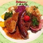 Leckeres, zünftiges Essen aus dem Schwarzwald.