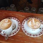 Schönster und bester Milchkaffee