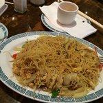 Singapore noodles ( mmmmmmmmmmmmm )