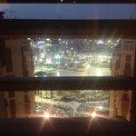 haramain view - night