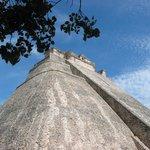 Grote piramide Uxmal