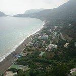 Вид на пляж Маронти