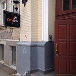 Same building as Kiev Inn