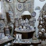 Negozio ceramiche