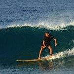 Great time @ Matos surf shop Playa Grande