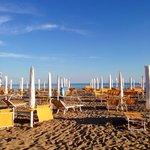 Spiaggia villaggio bibione