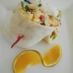 Breakfast Burrito :D