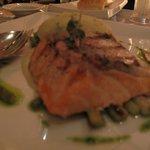 Grilled Tasmanian Salmon