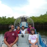 On Airboat
