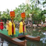 Polynesian Canal Parade