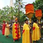 Hawaiian parade
