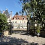chateau Igny in La Perche