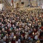 Interno Moschea Fatih