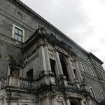 Uma parte do Palácio