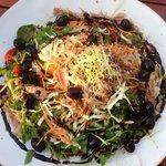 Lækker tunsalat, Hotel Lune De Mougins