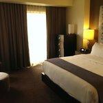 Room, king, sweet bed