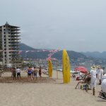 Beach and beach sellers