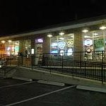Front of Store at Night Time