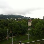 View on park