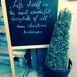 Nice one from London Street Bistro