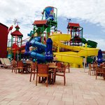 Water park for the bigger kids
