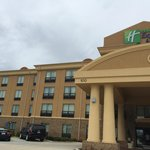 Holiday Inn Express Jackson/Pearl International Airport Foto
