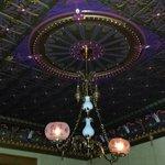 Tibeten room ceiling
