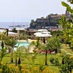 Garden - Hotel Bougainville a Lipari