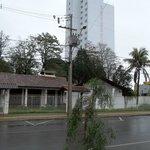 Arredor do Hotel IBIS