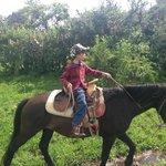 My 7yo son