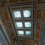 Ceiling shot