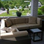 Main House Porch