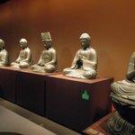 Salle des Bouddhas