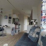 Nice summer house room