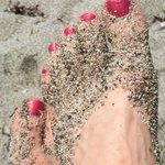 The Coarse Sand of the Beaches