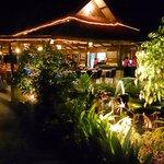 Вечерний ресторан