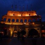 Le parc des hôtels de nuit