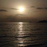 Sun coming up 07:30 AM