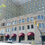 The beautiful historic Ben Lomond Hotel